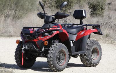 ATV Bigger 300N