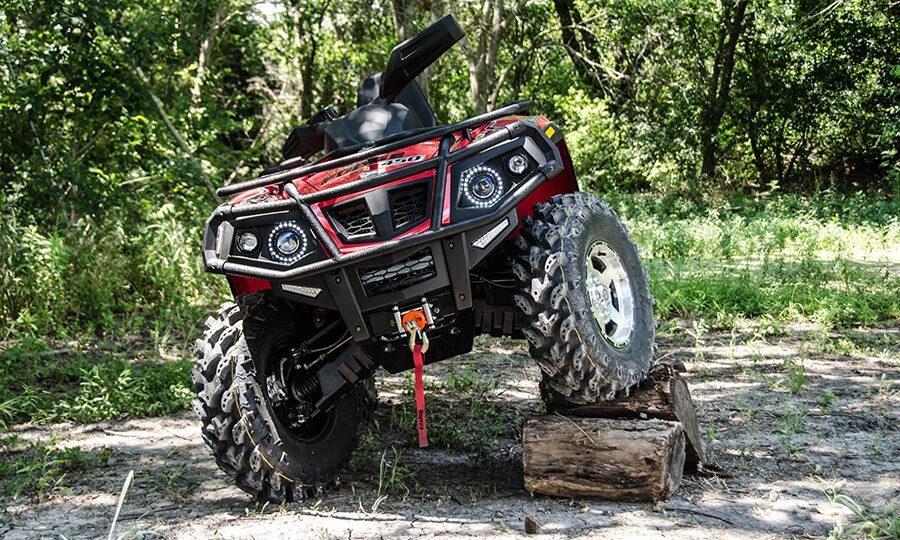 motos domarco quad